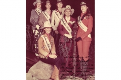1984 Miss Rodeo Canada Contestants