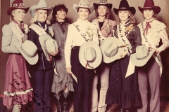 1985 Miss Rodeo Canada Contestants