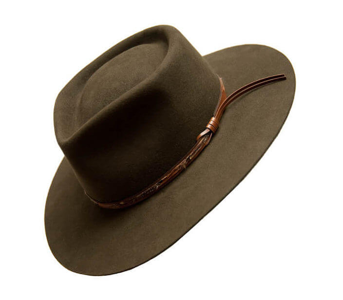 Smithbilt Hunter Raider Crease Hat