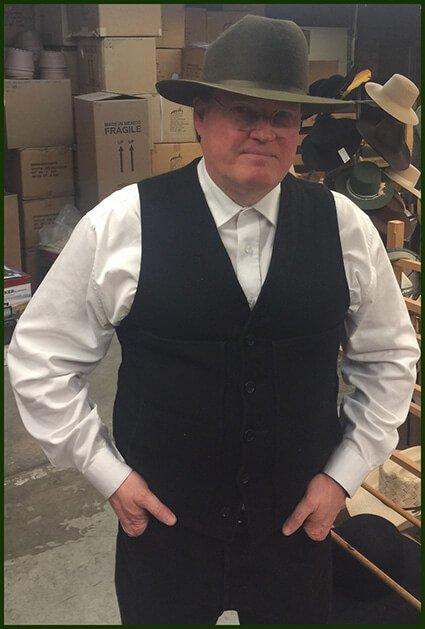 Cattle Buyer Smithbilt Charles Friley