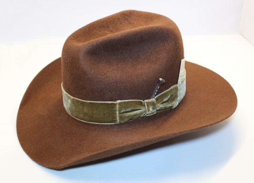 Freda Smithbilt Hats Paige 1912 Cowboy Cowgirl Hats Millinery