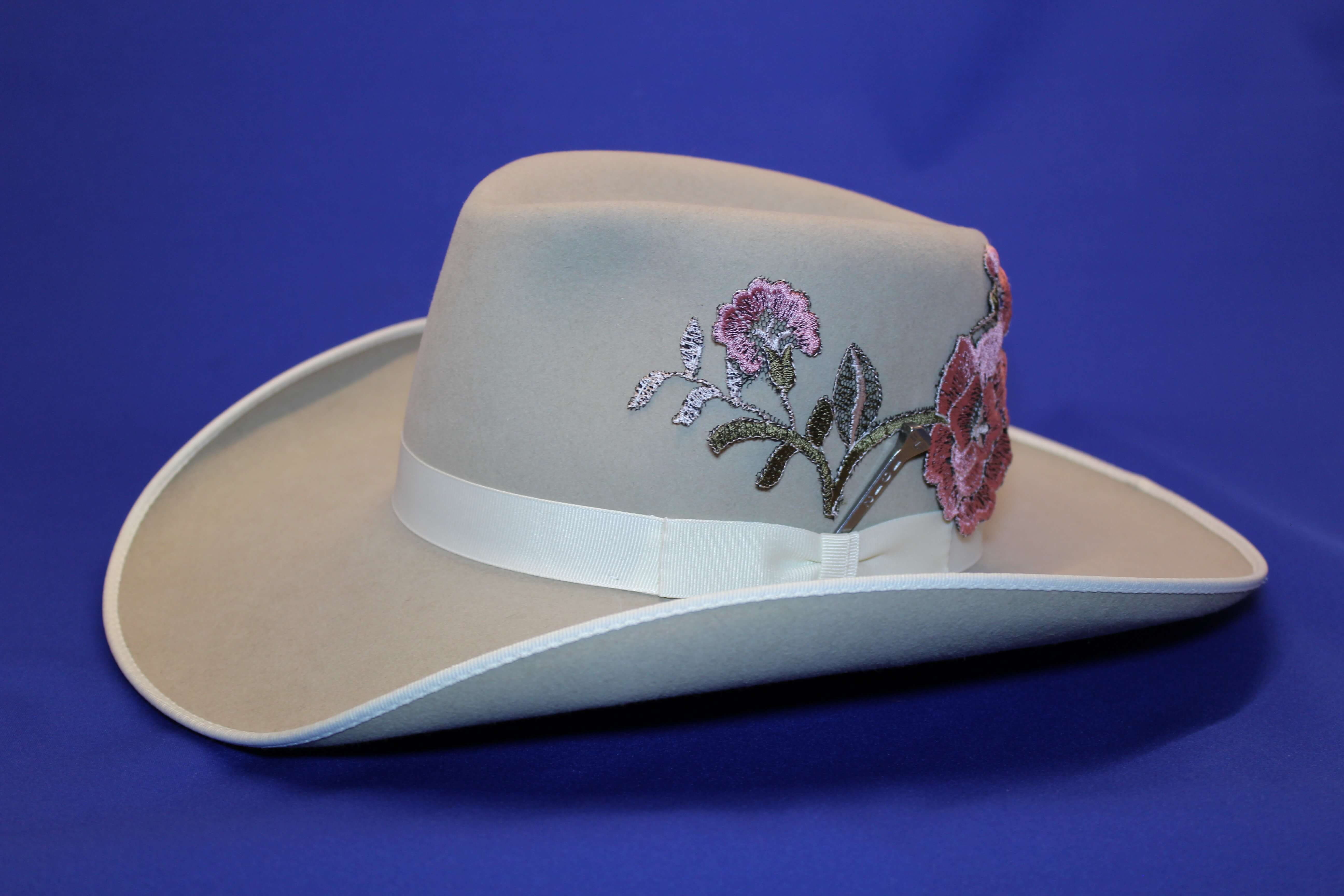Ginny Smithbilt Hats Paige 1912 Cowboy Cowgirl Hats Millinery