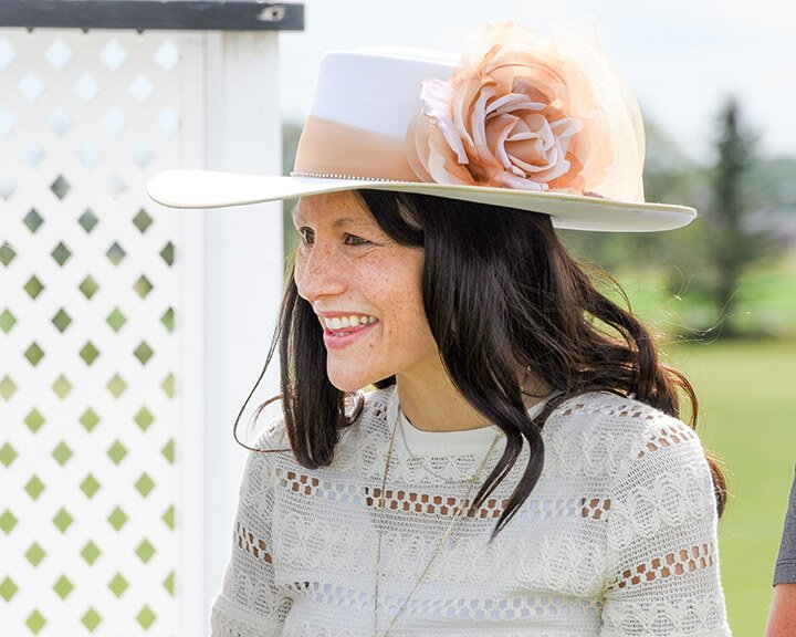 Millinery Catalina Hats Polo Horse Racing Hat