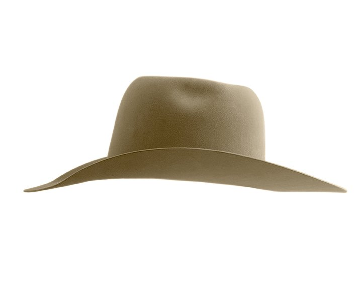 Bull Rider (FUR FELT) - Smithbilt Hats Inc. 0a6624bef73