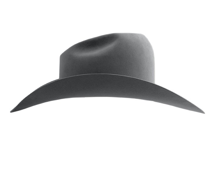 ff0c511e2d1 Gus - Cowboy Hat by Smithbilt Hats