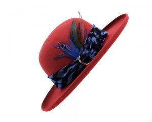 Smithbilt Womens Hats Camille Daytime Dress Polo Hats Millinery