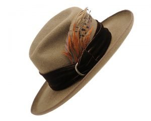 Smithbilt Chelsea Vintage Felt Hunt Shooting Hats Catalina Tweeds Womens Hats Millinery