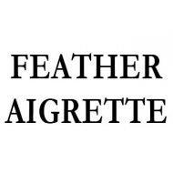 Feather Aigrette